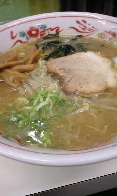 【麺】御徒町駅「道の味」