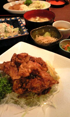 【食】赤坂「おごじょ」