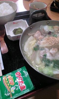 【食】赤坂「ちゃんこ 食神 赤坂店」