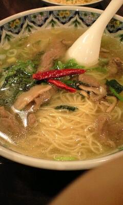 【食】赤坂「楊州商人」