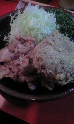 【食】赤坂駅「とんかつ豚琢」