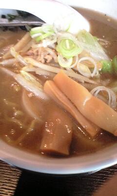 【麺】赤坂「大草原」