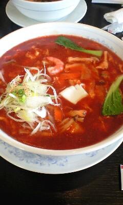 【食】福島市成川這松「みんみん」