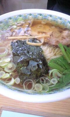 【麺】福島市岡部「醤油亭」