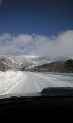 【雪】沼尻スキー場