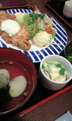 【食】赤坂「おごじょ家」
