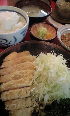 【食】赤坂「とんかつ玄琢」