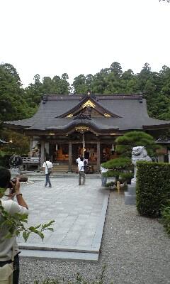 【旅】和歌山の旅1日目(2)「熊野本宮大社(2)」