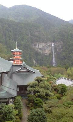 【旅】和歌山の旅2日目(3)「熊野那智大社」